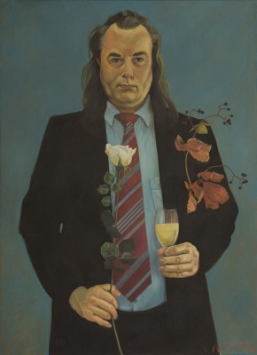Bjarni Thorarinsson, 2013, Oil on Canvas, 110x80cm