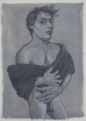 Mink Stole, 2011, 70x50cm