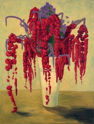 Fuchsschwanz, 2008, Oil on Canvas, 130x100cm