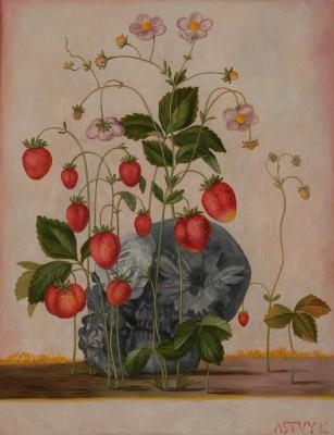 Et In Arcadia, 2012, Oil on Canvas, 130x100cm