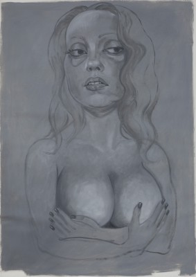 Bosomy, 2011, 70x50cm